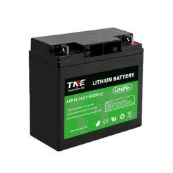12V 20ah LiFePO4 Lithium Ion/Li-ion Battery Pack for UPS/Motorbike/Power Sports