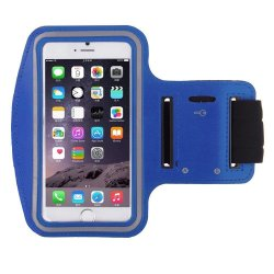 Cheap Neoprene Waterproof Sports Armband Bag Phone Accessories 4.7inch 5.5inch