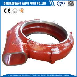 27% Chrome White Iron Metal Replacement Slurry Pump Spares
