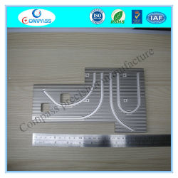 Customized CNC Machined Metal Part Heatsink