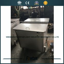 Stainless Steel Square Tub for Soap/Sause/Vegetable Juice