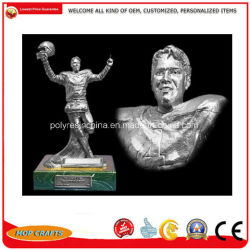 Zinc Alloy Sports Statue Gifts of Pewter Crafts Trophy Souvenirs
