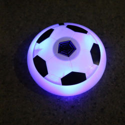 Hover Soccer Ball, Indoor Outdoor Games World Cup Sport with LED Lights Kids Toys