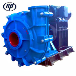 14/12 G-Ah Centrifugal Water Slurry Pump with Electric Motor