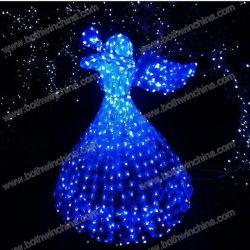 led angel christmas lights bw sc 205 as christmas lights decoration