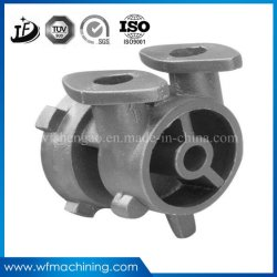 OEM Lost Wax Casting Pump Housing Body and Precision Investment Casting Valve