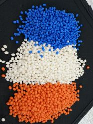 Color Thermoplastic Elastomer TPE Raw Material for Sole