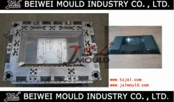 Top Quality Plastic Injection TV Back Cover All Parts Mold