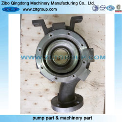 Customized Pump Spare Parts by Sand Casting