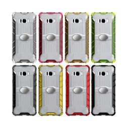 Gradient Color Mobile Phone Shell for Galaxy Note 8 Case TPU