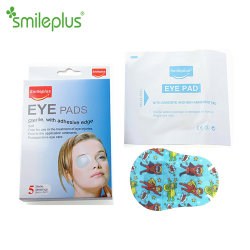 Chinese Factory Wholesale New Products Cartoon Printing Eye Stickers