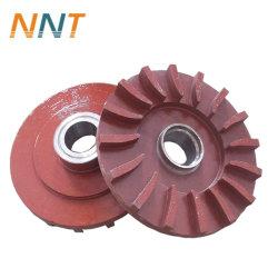 Hard Metal Wet Parts High Chrome Alloy Slurry Pump Spare Parts