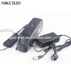 Agile Electric Bicycle Lithium Battery From Chinese Factory
