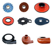Slurry Pump Pump Parts Flowing Through Parts for Sale