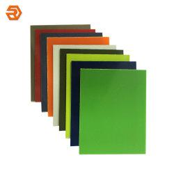 Colored G10/Fr4 Epoxy Resin Fiberglass Sheet/Board/Plate Insulation Material
