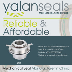 ZGJ Mechanical Seals for Paper-making Equipment, Alumina Plants, Flue Gas Desulphurization, Deashing System and Slurry Pumps