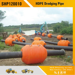 11.8 M Durable HDPE Slurry Dredging Pipe