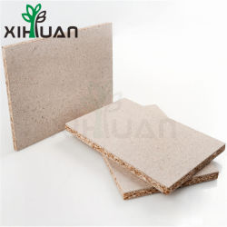 Wholesale Particle Board/Chipboard/Wood Ply Wood Melamine Laminated Board Price for Furniture Use