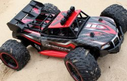 High Speed RC off-Road Vehicle, Large RC Charging Model Toys