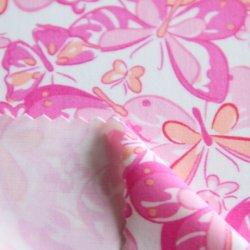 Nylon Spandex Warp Knitted Fabric 190GSM Printed Fabric for Swimwear/Legging/Yoga/Sportswear