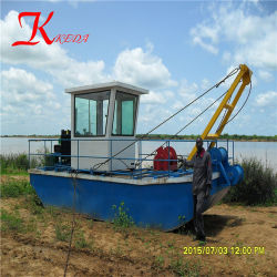 Hydraulic Cutter Suction Sand Dredger Machine