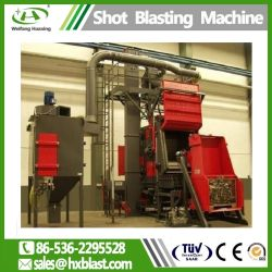 ISO Gear After Heat Treatment Surface Sandblasting Intensive Processing Equipment