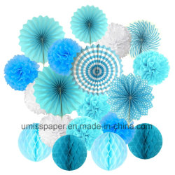 Wholesale paper flower ball china wholesale paper flower ball umiss paper flowers honeycomb balls for wedding decoration party decorations mightylinksfo