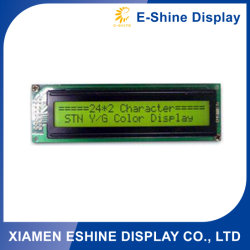 2402 STN LCD Character/Graphic COB LCD Display for Sale
