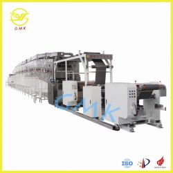 Li-Battery Cathode Slurry Slot Die Double Surface Coating Machine