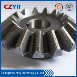 Straight Teethed Bevel Gear/ High Efficiency Gear/ Straight Bevel Gear
