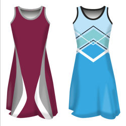 Wholesale Sublimation Printed Women Sports Tennis Skirt