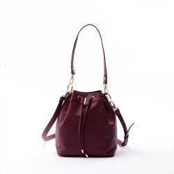 High-Quality Vegan Leather Bucket Shoulder Designer Fashion Women Handbag with Long Strap ODM Manufacturer OEM Exporter Distributor Wholesaler