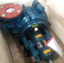 High Seal Tl Rubber Lined Heavy Duty Slurry Pump