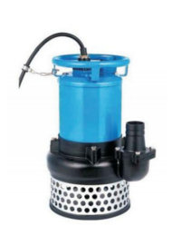 High Capacity Submersible Slurry Pump with Cool Water Jacket