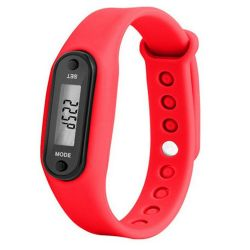 Sport Bracelet Pedometer Watch