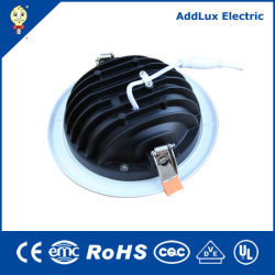 Saso Ce CB UL 10W 20W 30W Industrial Downlight Dimmable COB LED Down Light Distributor Factory Made in China for Hotel, Bar, Counter, Showroom, Display Lighting