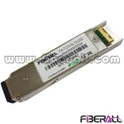 10g Hot Pluggable XFP Optical Transceiver Dual Fiber LC 20km