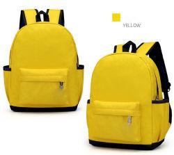 Five Colors Shoulder School Backpacks Kids' Leisure Sports Bag