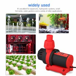 Diving Pump Fish Tank Water Pump Filter Pump Rockery Fountain Water Pump