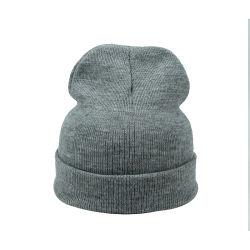 85d186cbee5 Warm Unisex Beanie Knit Ski Cap Hip-Hop Blank Winter Hat
