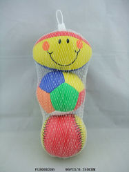Stuffed Soft Sport Ball Toy Set