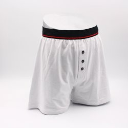 f0cecf3012bb Customize Top Quality Plain Cotton Boxer Shorts Knitted Men Underwear