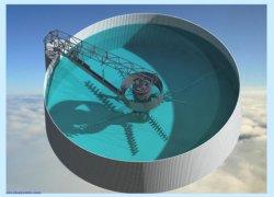 High Efficiency Thickener &Deep Cone Tank Slurry Solid-Liquid Separation