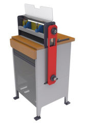2in 1 Paper Hole Punching Binding Machine with Wire Closer System and Interchangeable Die