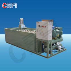Industrial Automatical Block Ice Maker Machine