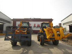Wheel Loader Pallet Fork for 3 Tons