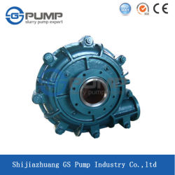 Single Staged 4 Inch Slurry Pump for Sand Water Delivery