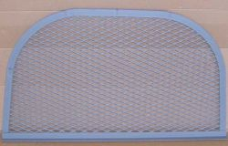 Expanded Metal Mesh Window Well Grate