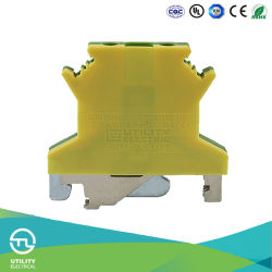 Utl Supply Phoenix Contact Cage Clamp Dinrail Terminal Blocks