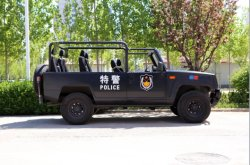 BAW Three Door Military Special Vehicle